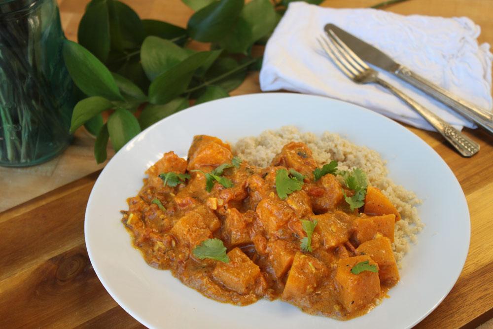 Pumpkin Curry.