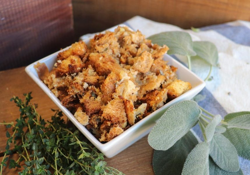 Thanksgiving Catering St Louis - Traditional Stuffing